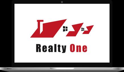 Realty One Minimalist Logo